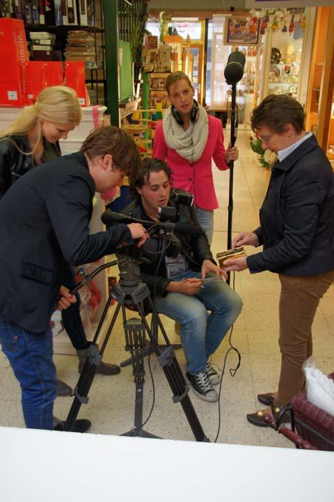 RTL4 Een zaak van bloemen