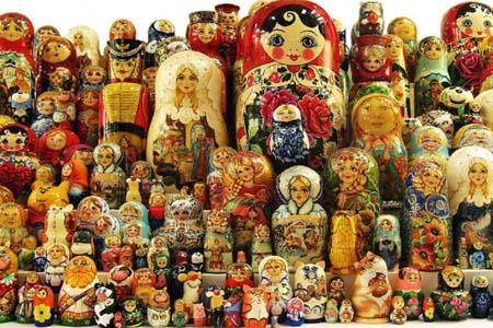 Workshop Russische Matroesjka schilderen